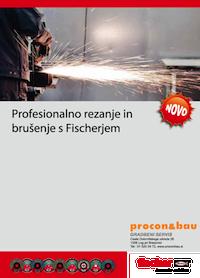 Katalog rezalnih plošč Fischer